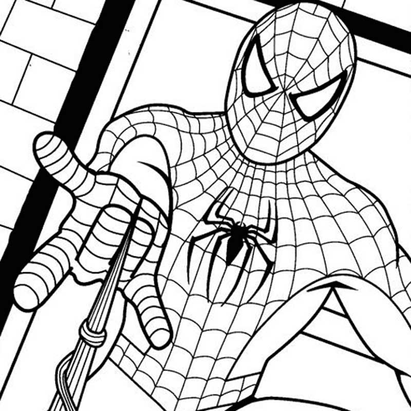 Coloring Pages For Teenage Boys – Color On Pages: Coloring Pages ...