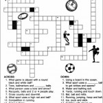 Printable Kids Puzzles Activity Sheet