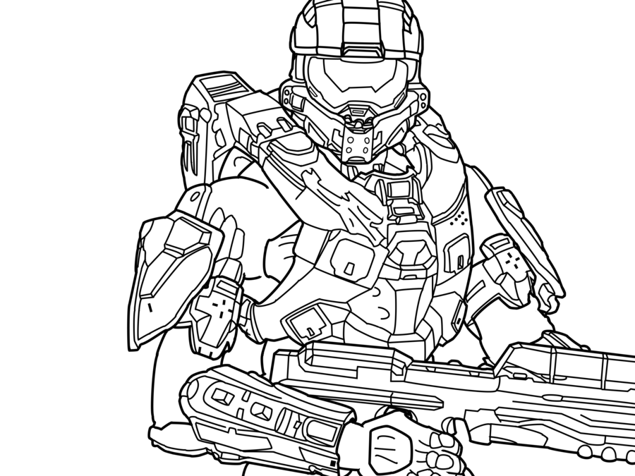 spartan coloring pages - photo#22