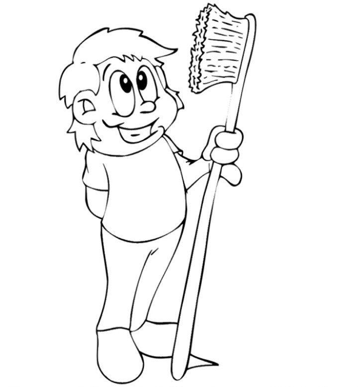 Dentist Color On Pages Coloring Pages For Kids